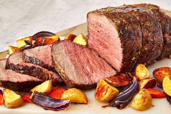 how to cook a frozen roast in the oven