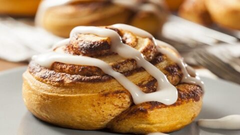 cinnamon roll icing without powdered sugar battersby