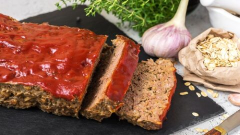 how long to cook a 4 pound meatloaf battersby
