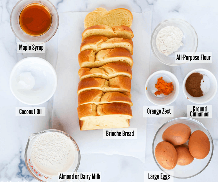 how to make french toast without vanilla extract battersby 3