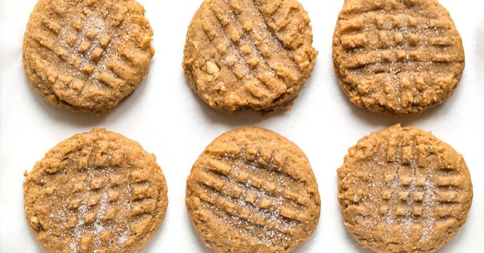 peanut butter cookies without brown sugar battersby 7